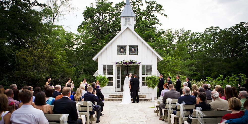 Wedding Chapel at the 7F Lodge