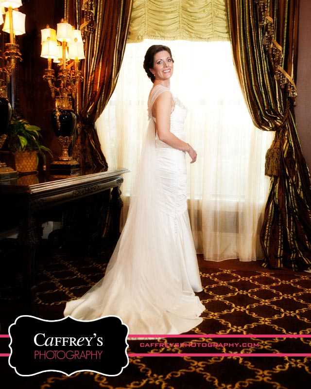 Houston Bridal Portraits at The Conservatory at Champions Forest