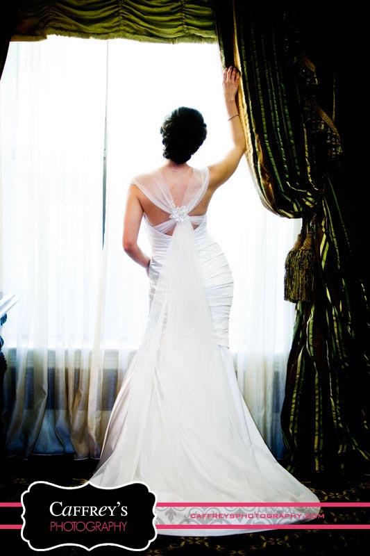 Breathtaking bride during her Houston Bridal Portraits session