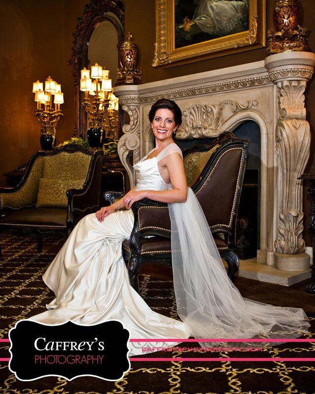 Timeless Bridal Portait in Houston