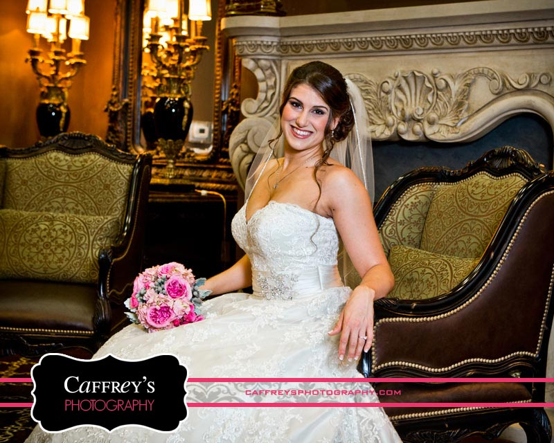 Gorgeous Bride at the Conservatory at Champions Forest