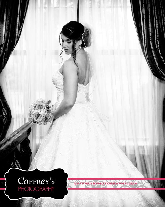 Stunning Bride at the Conservatory at Champions Forest