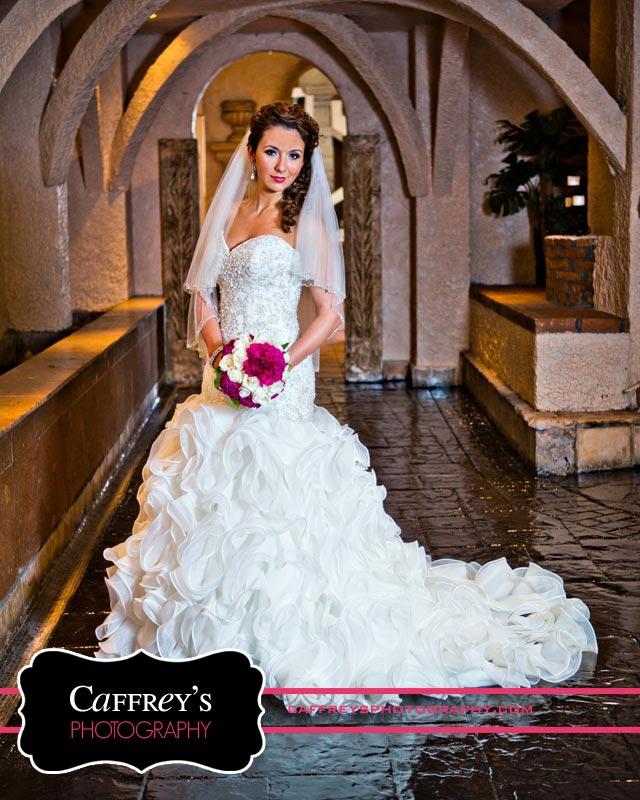 Stunning Bride at Las Velas in Houston
