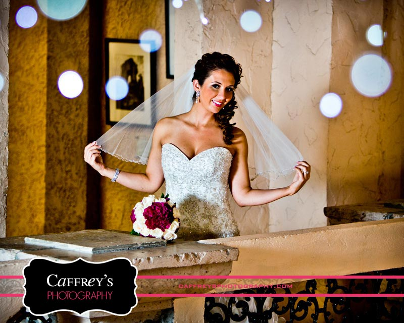Unique Bride picture at Las Velas in Houston