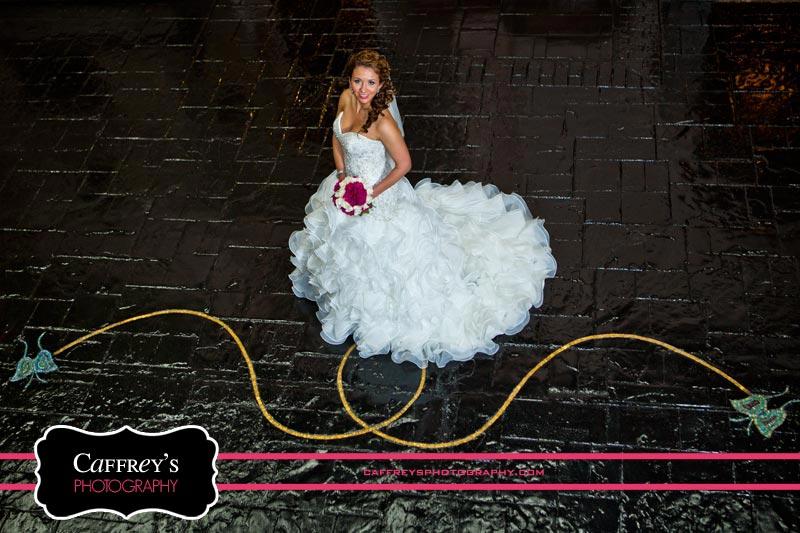 Las Velas Houston Bridal Portraits