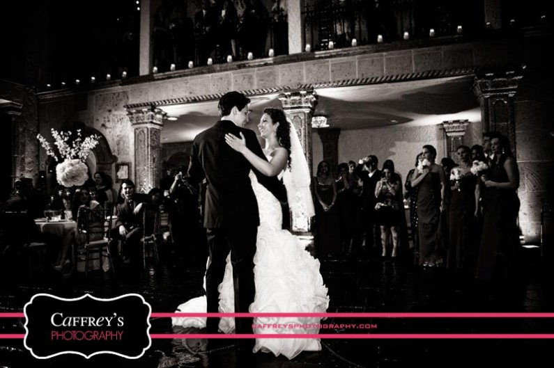 Wedding tips first dance