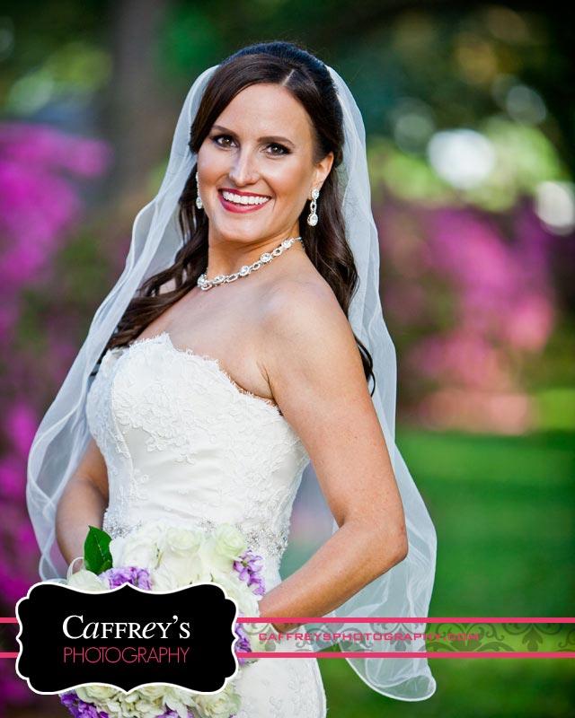 Stunning Bridal Portraits in Houston
