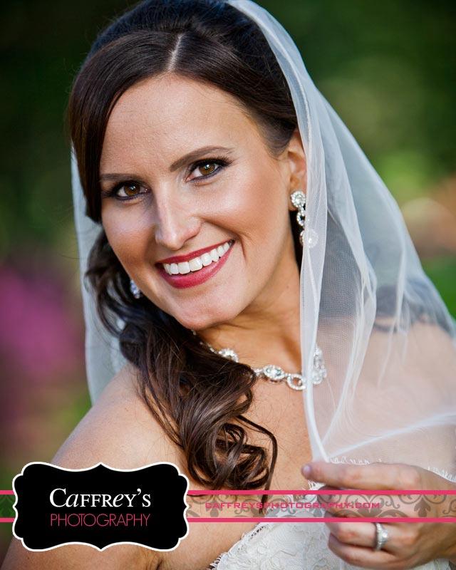Gorgeous Bride in Houston