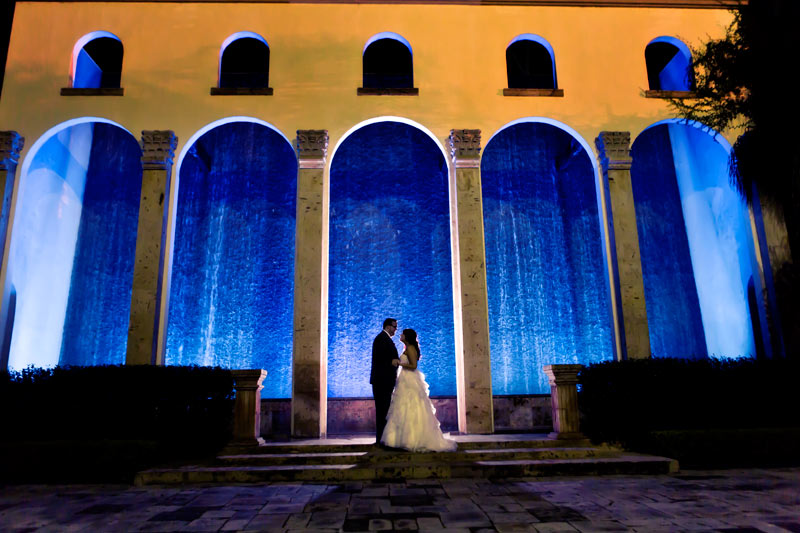 Houston Wedding Photographer Bell Tower on 34th