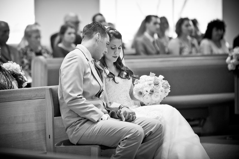 INtimate moment with the bride and groom at their Houston Wedding