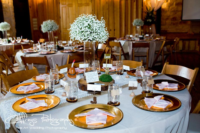 Pecan Springs Events Wedding Decorations