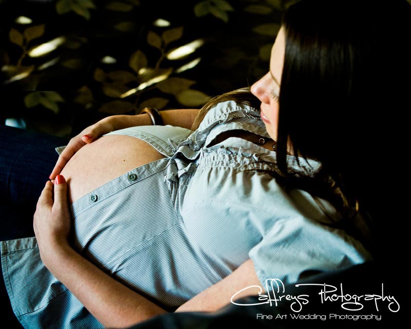 Maternity Photo Belly Bump
